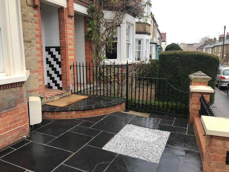 victorian front garden 5