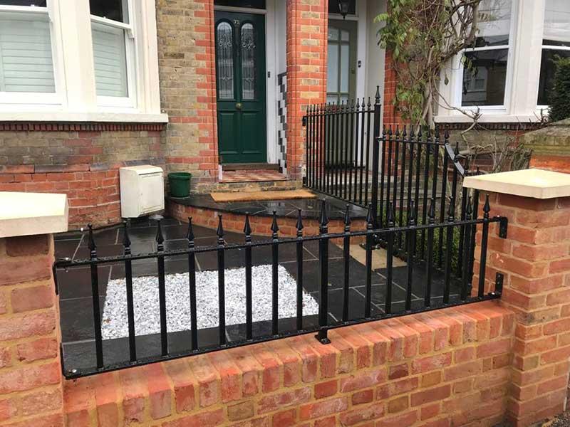 victorian front garden 6